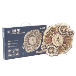 Reloj de Pared del Zodiaco con movimiento