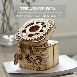 Cofre de los tesoros con...
