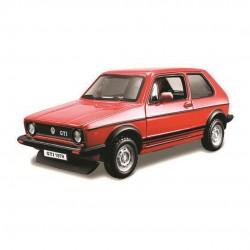 Burago_ Volkswagen Golf MKI (1979) 1/24