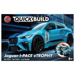 Airfix- Jaguar I-PACE eTROPHY- Quick Build