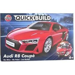 Audi R8 Coupé- Quick Build