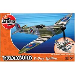 airfix j6045 - D-Day Spitfire - Quick Build