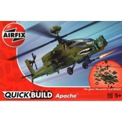 airfix j6004 Apache - Quick Build