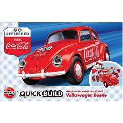 Airfix J6048 Volkswagen Beetle- Quick Build