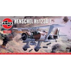 AIRFIX- Henshel HS 123A-1_ 1/72