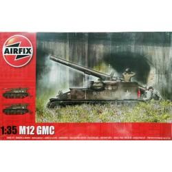 Airfix_ M12 GMC_ 1/35 - caja