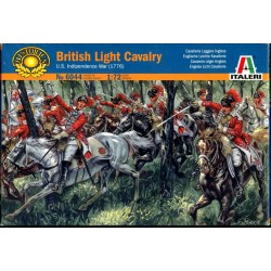 BRITISH LIGHT CAVALRY