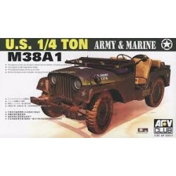 M38A1 US 1/4TON ARMY & MARINE