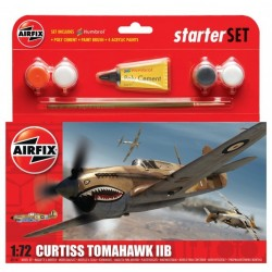 CURTISS TOMAHAWK IIB (STARTER SET)