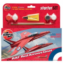 RAF RED ARROWS GNAT (STARTER SET)