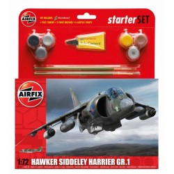 HAWKER SIDDELEY HARRIER Gr.1 (STARTER SET)