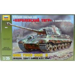 Tiger I Ausf.E German Heavy Tank (Early Production)