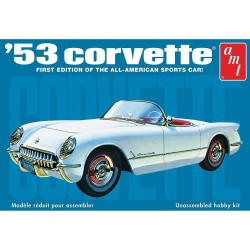 AMT_'53 CORVETTE FIRST EDITION