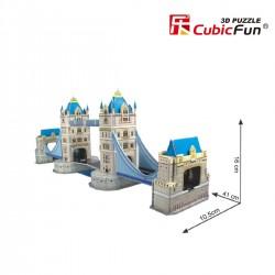CUBIC FUN_PUENTE DE LONDRES, 3D PUZZLE