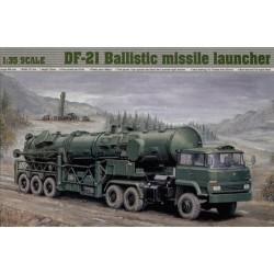DF-21 BALLISTIC MISSILE