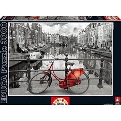 EDUCA_AMSTERDAM_PUZZLE 3000pcs.