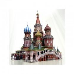 CLEVER PAPER_CATEDRAL DE SAN BASILIO (RUSIA)