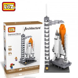 LOZ_ARCHITECTURE SPACE LAUNCHING CENTER