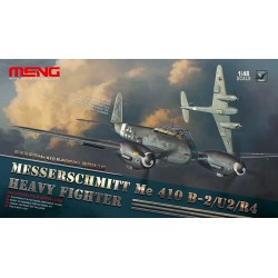MENG_MESSERSCHMITT Me410 B-2/U2/R4 HEAVY FIGHTER_1/48