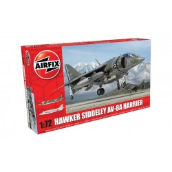 AIRFIX_HAWKER SIDDELEY AV-8A HARRIER_1/72