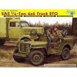 SAS 1/4Ton 4x4 TRUCK ETO
