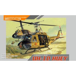 DRAGON_UH-1D HUEY_1/35