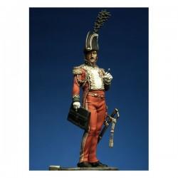 PEGASO MODELS_CHARLES AUGUSTE JOSEPH FLAHAUT, AIDE DE CAMP OF MARSHALL BERTIER, 1812_54mm