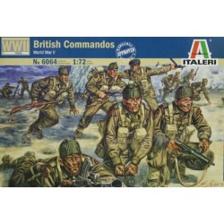 ITALERI_British Comandos WWII_1/72