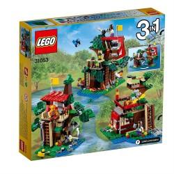 LEGO_CREATOR_AVENTURAS EN LA CASA DEL ARBOL
