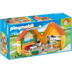 PLAYMOBIL_ SUMMER FUN_ CASA DE CAMPO