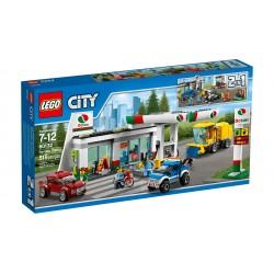LEGO_CITY_:ESTACION DE SERVICIO