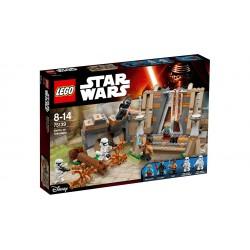 LEGO_STAR WARS_BATTLE ON TOKODANA