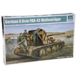 TRUMPETER_GERMAN 8,8cm PAK-43 WAFFENTRÄGER_1/35