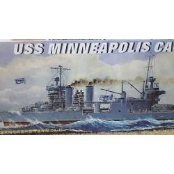 TRUMPETER_USS MINNEAPOLIS CA-36