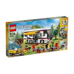 LEGO_CREATOR_CARAVANA DE VACACIONES