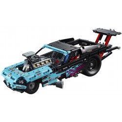 LEGO_TECHNIC_DRAG RACER DEPORTIVO DE MAXIMA POTENCIA