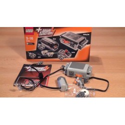 LEGO_+ POWER FUNCTION_SET DE MOTORES