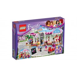 LEGO_FRIENDS_CAFETERIA DE HEARTLAKE
