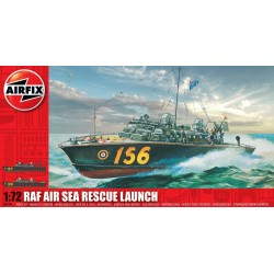 AIRFIX_RAF AIR RESCUE LAUNCH_1/72