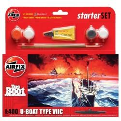 AIRFIX_U-BOAT TYPE VIIC_1/400