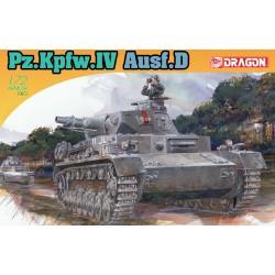 DRAGON_ Pz.Kpfw.IV Ausf.D_ 1/72