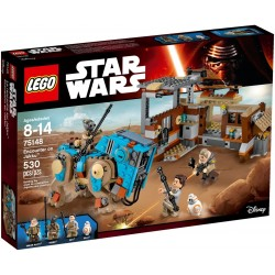 LEGO_STAR WARS_ENCOUNTER ON JAKKU