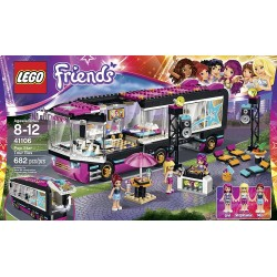 LEGO_FRIENDS_POP STARS. AUTOBUS