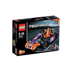 LEGO_TECHNIC_KART DE COMPETICION