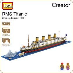 LOZ_ CREATOR_ RMS TITANIC