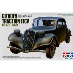 CITROEN TRACTION 11CV. STAFF CAR