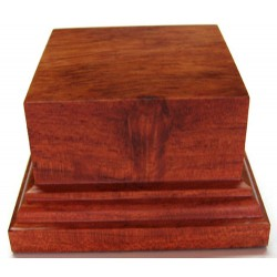 PEANA RECTANGULAR 6x6x5cm MADERA MONGOY