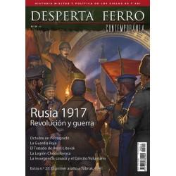 DESPERTA FERRO CONTEMPORANEA Nº24_ RUSIA 1917 REVOLUCION Y GUERRA