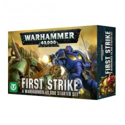 GW_40M_ FIRST STRIKE. A WARHAMMER 40.000 STARTER SET