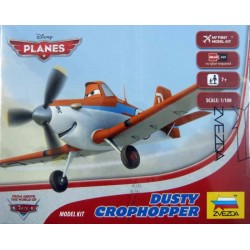 DUSTY CROPHOPPER, DISNEY PLANES